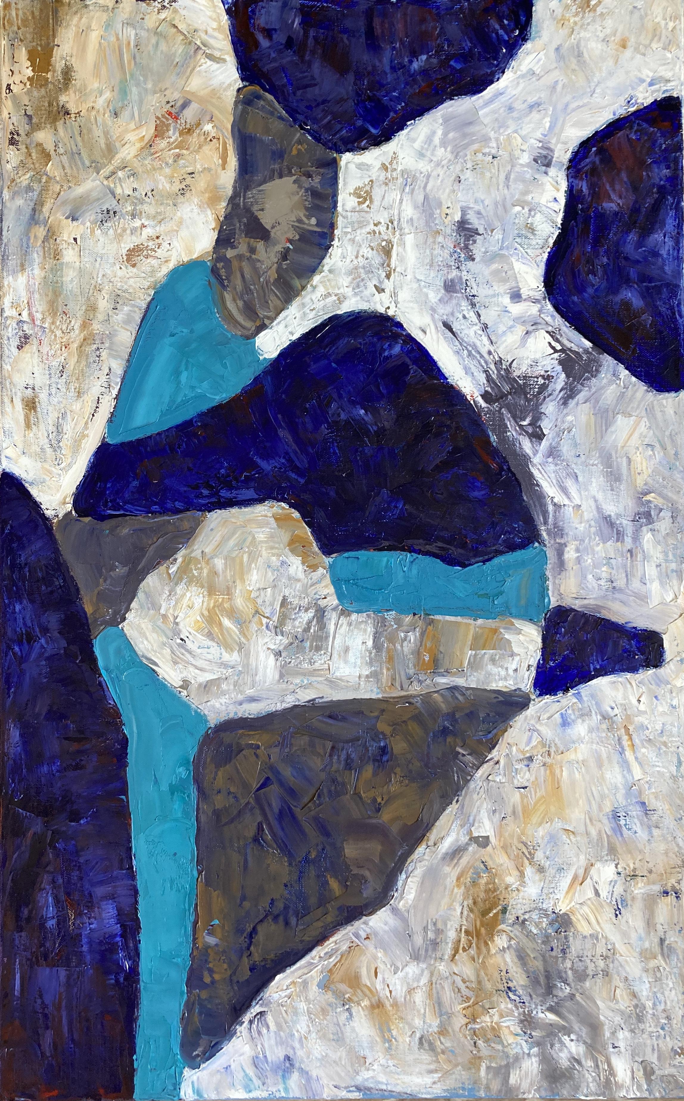 Experimental Artist Olga Afanasiadi